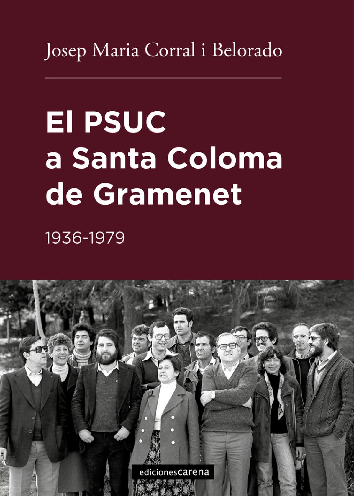 El PSUC a Santa Coloma de Gramenet