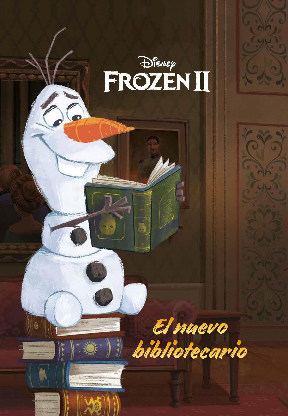 Frozen 2. El nuevo bibliotecario