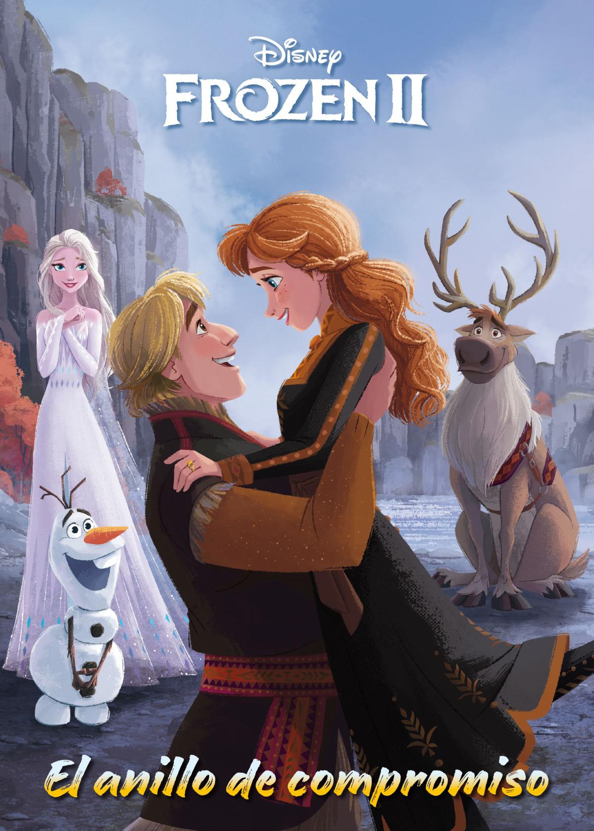 Frozen 2. El anillo de compromiso