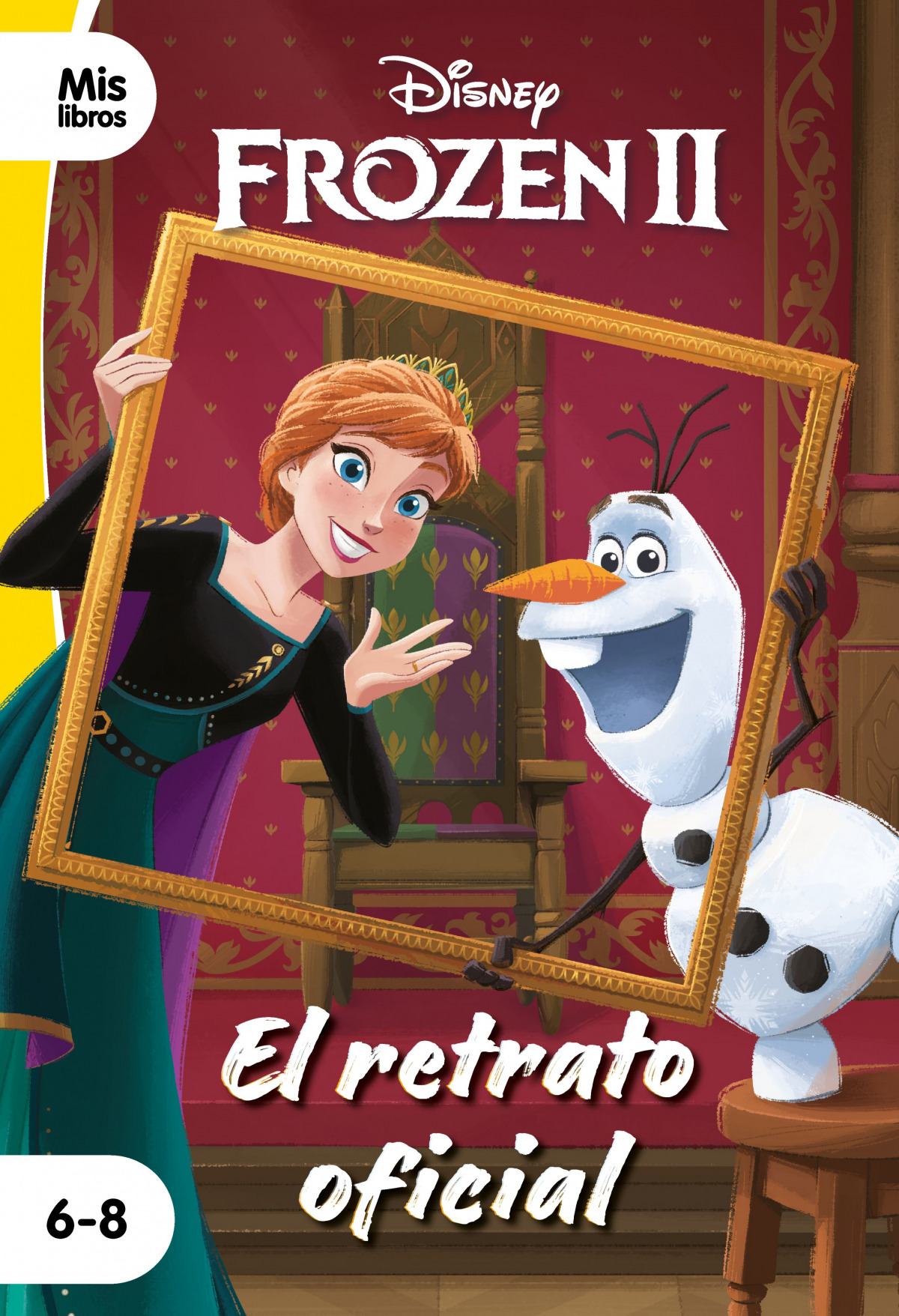 Frozen 2. El retrato oficial