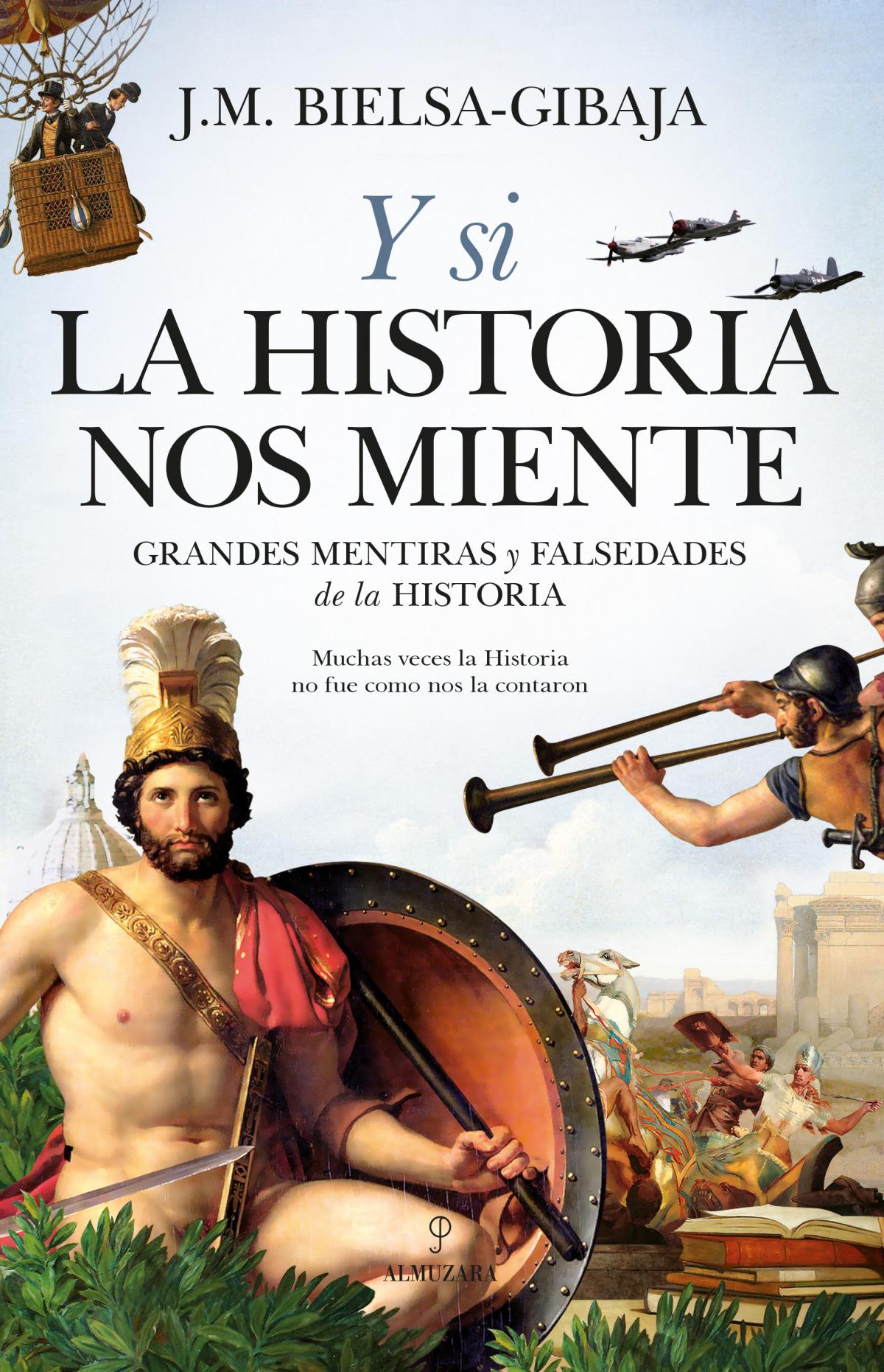 GRANDES MENTIRA DE LA HISTORIA