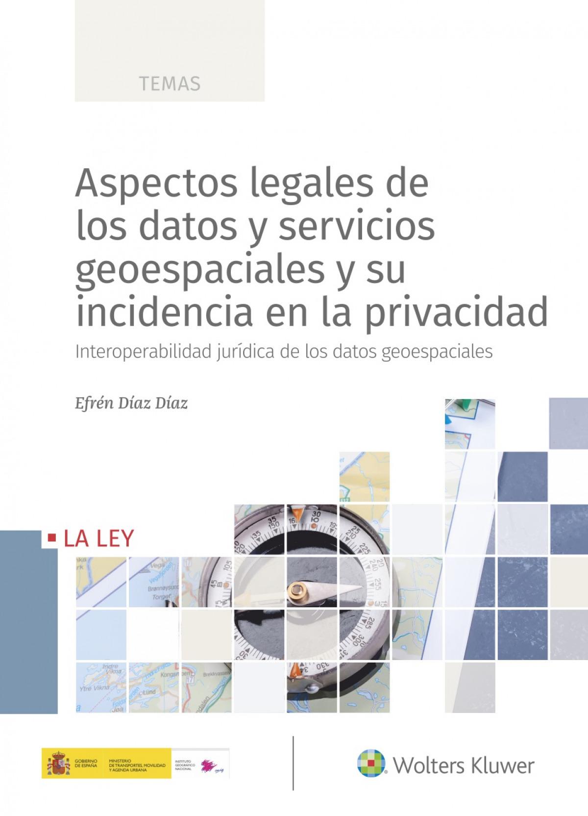 Aspectos legales de los datos y servicios geoespaciales y su inci