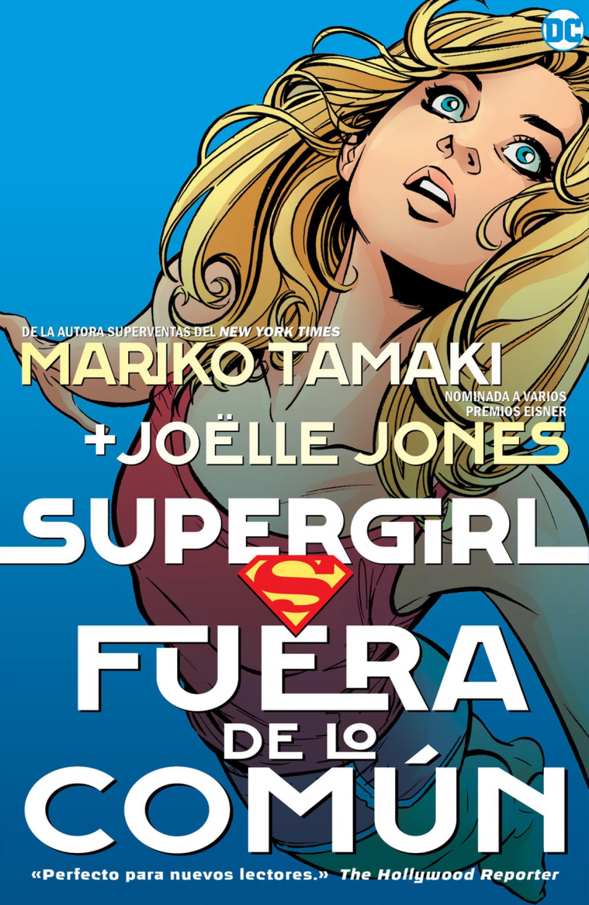 Supergirl fuera de lo común