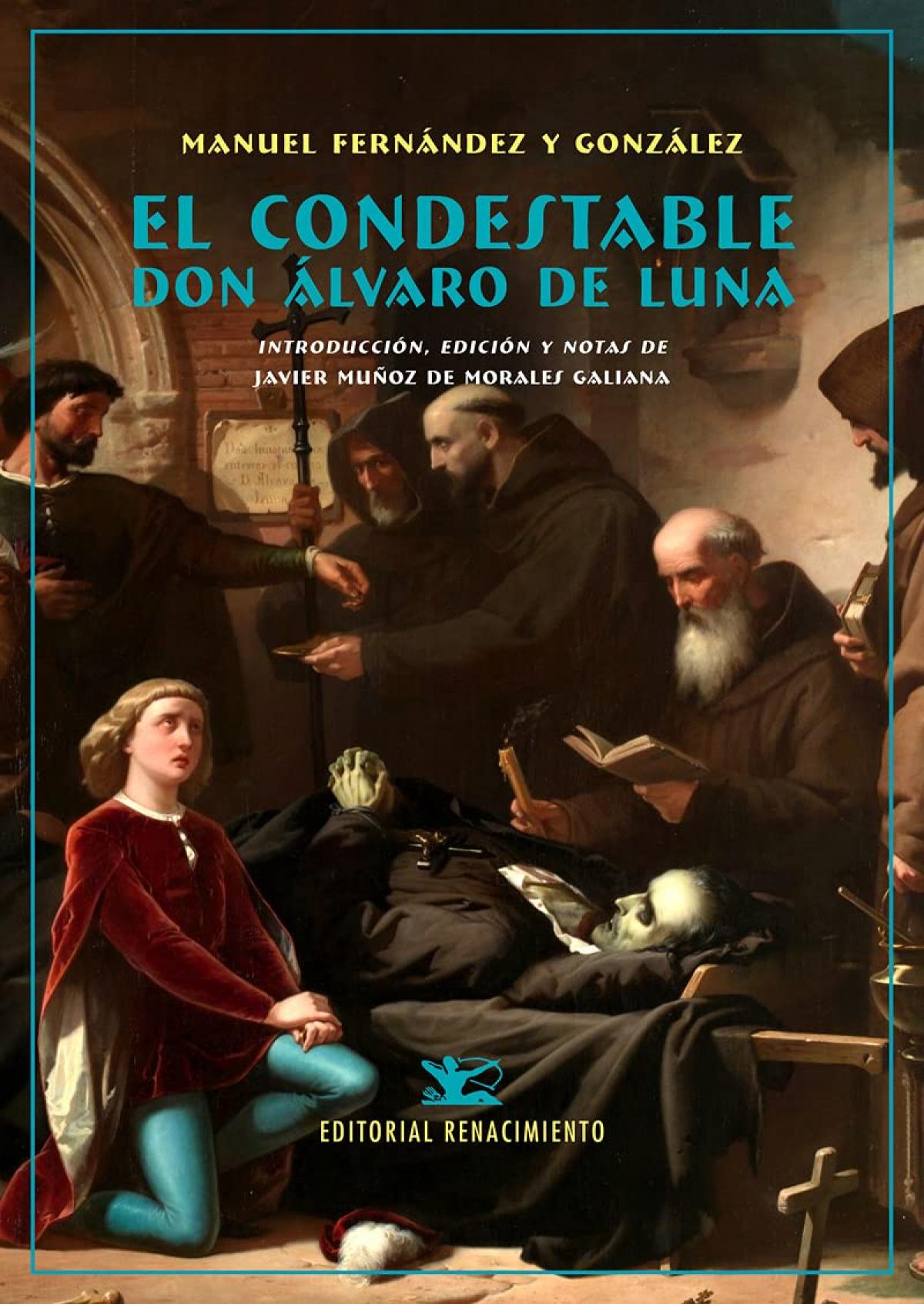 El condestable don Álvaro de Luna