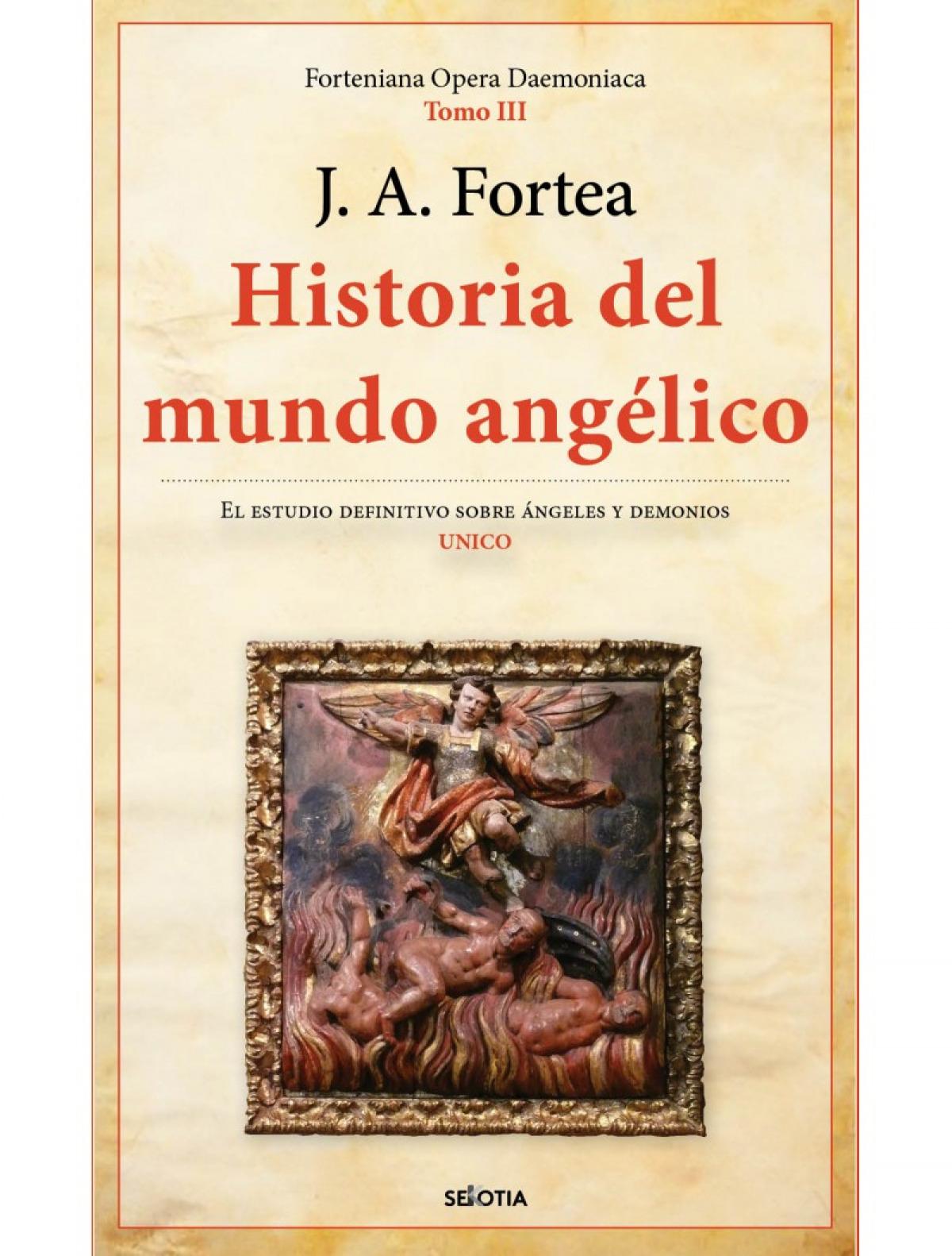 HISTORIA DEL MUNDO ANGELICO