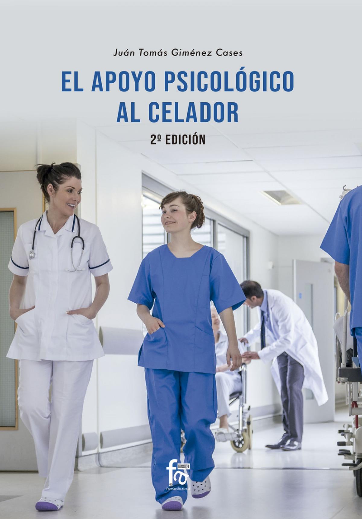 El APOYO PSICOLOGICO DEL CELADOR-2ª edición