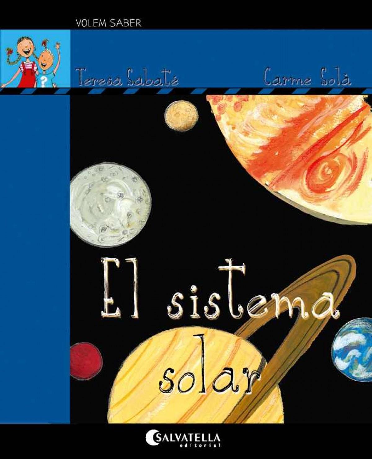 Volem saber 2-El sistema solar