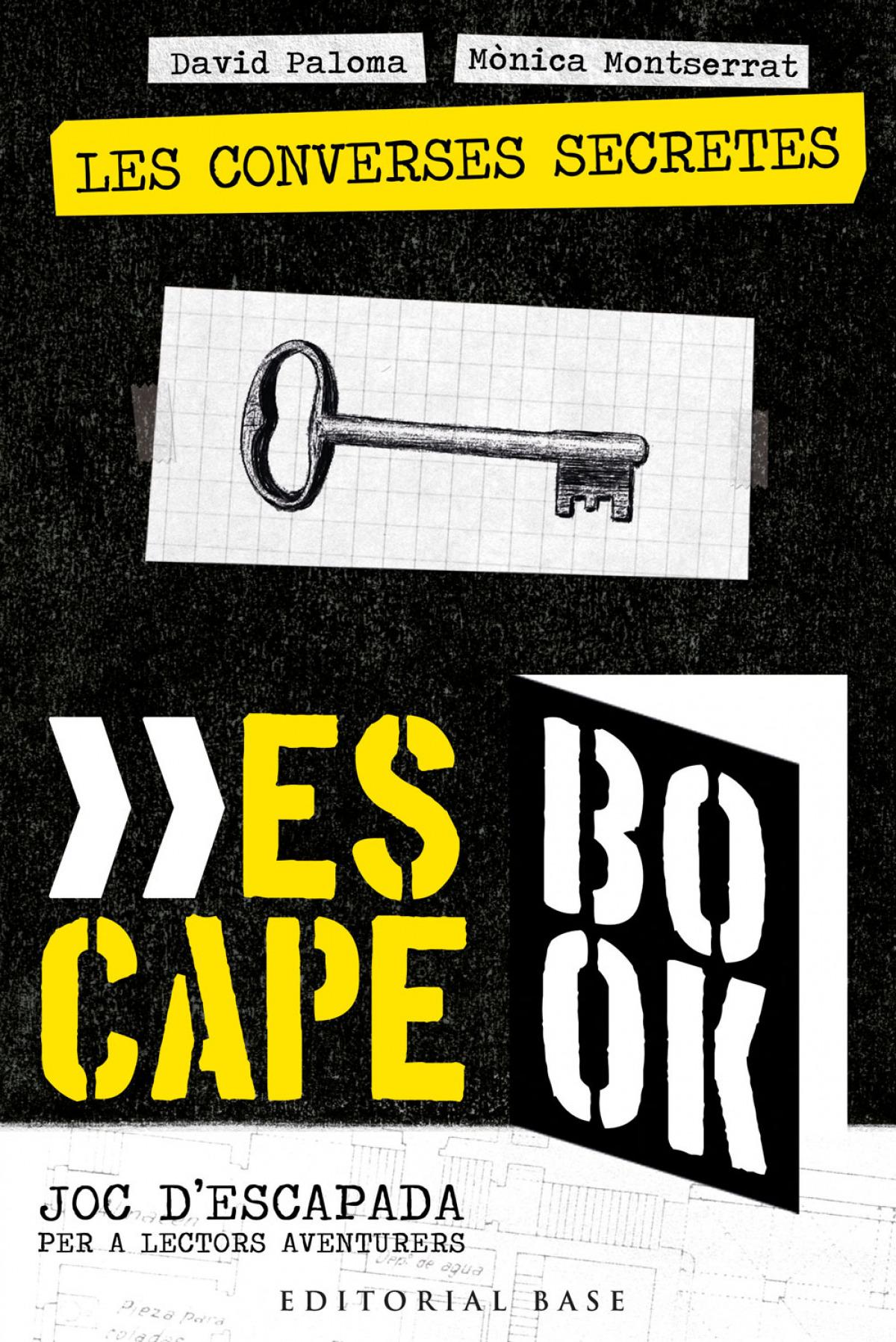 ESCAPE BOOK 1 LES CONVERSES SECRETES CATALAN
