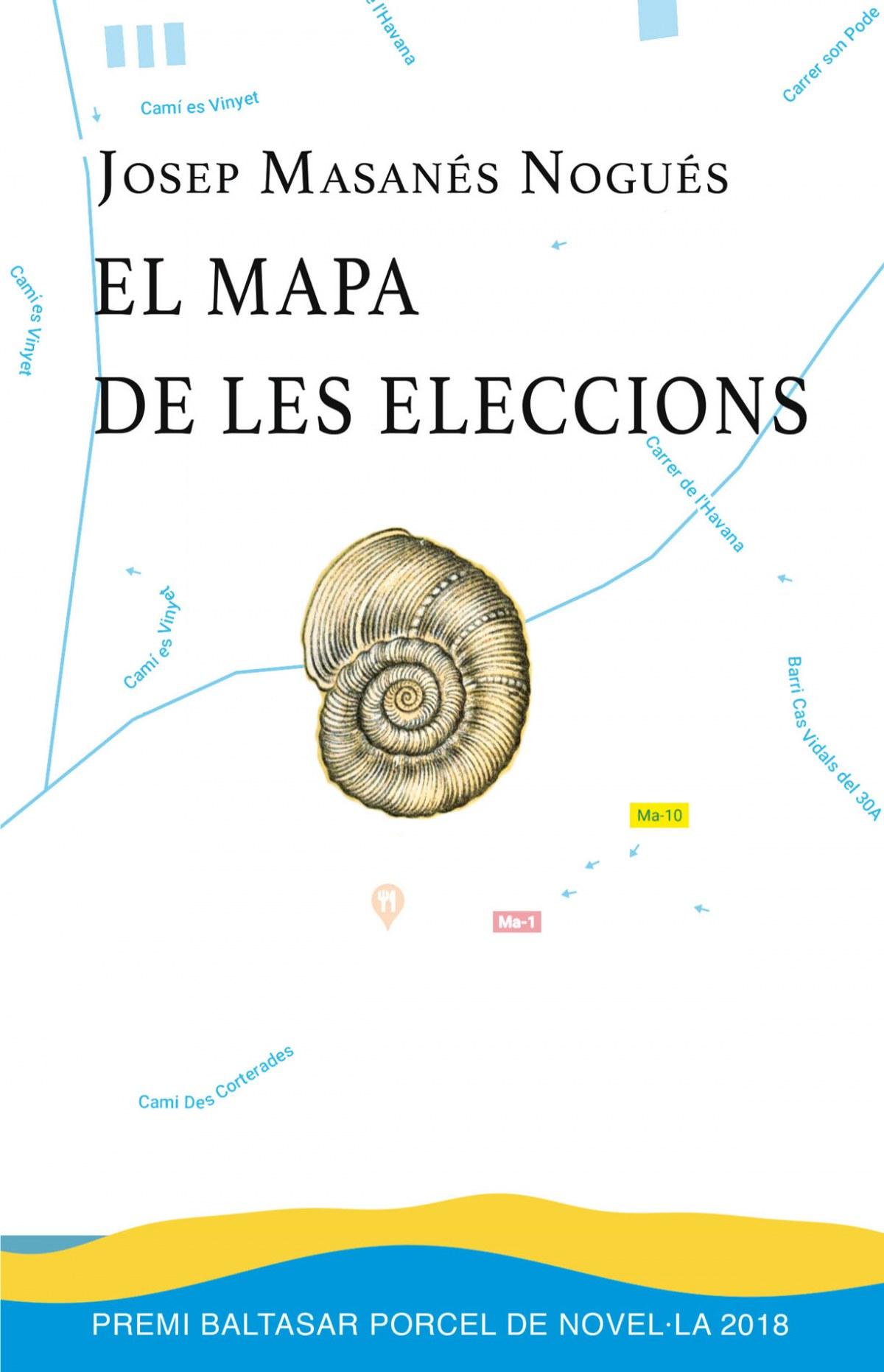 El mapa de les eleccions