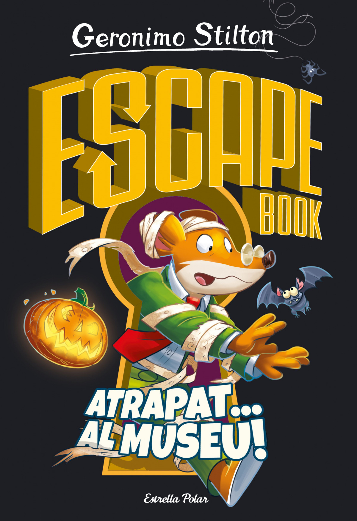 Escape book. Atrapat... al museu!