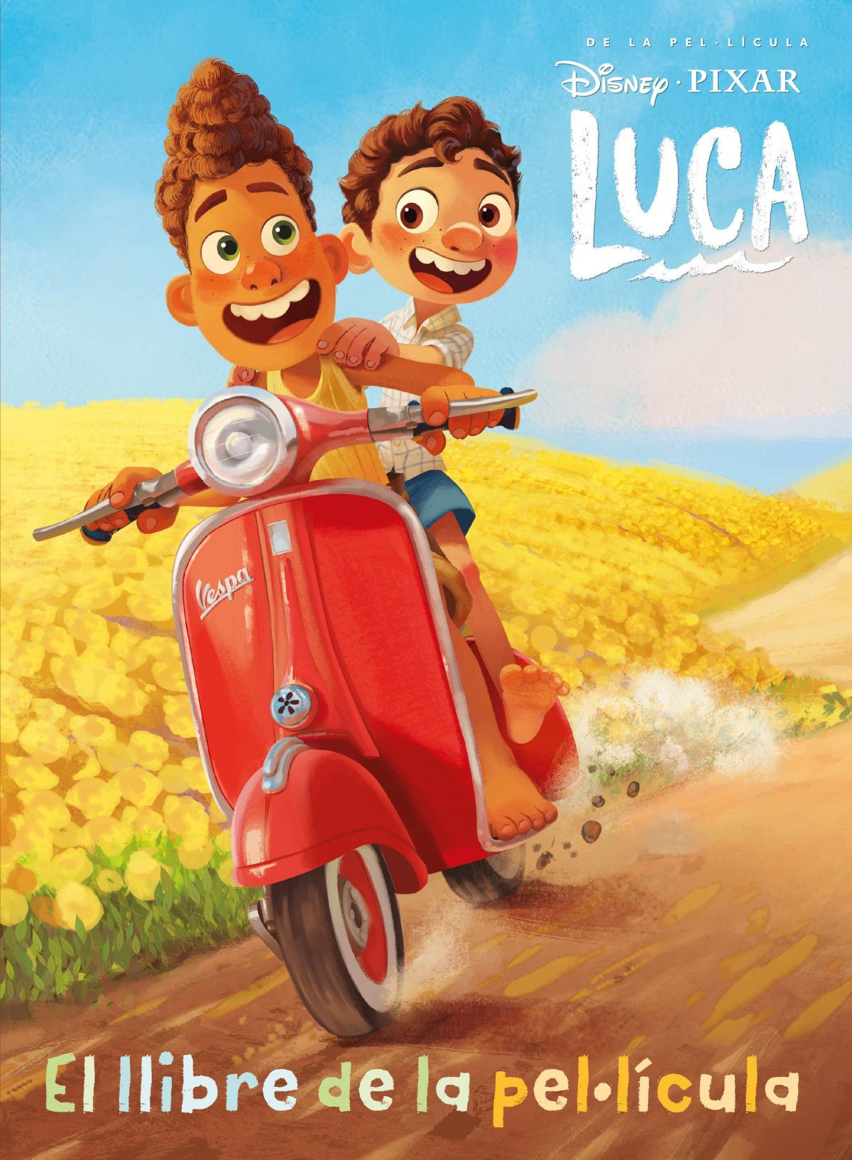 Luca. El llibre de la pel·lícula