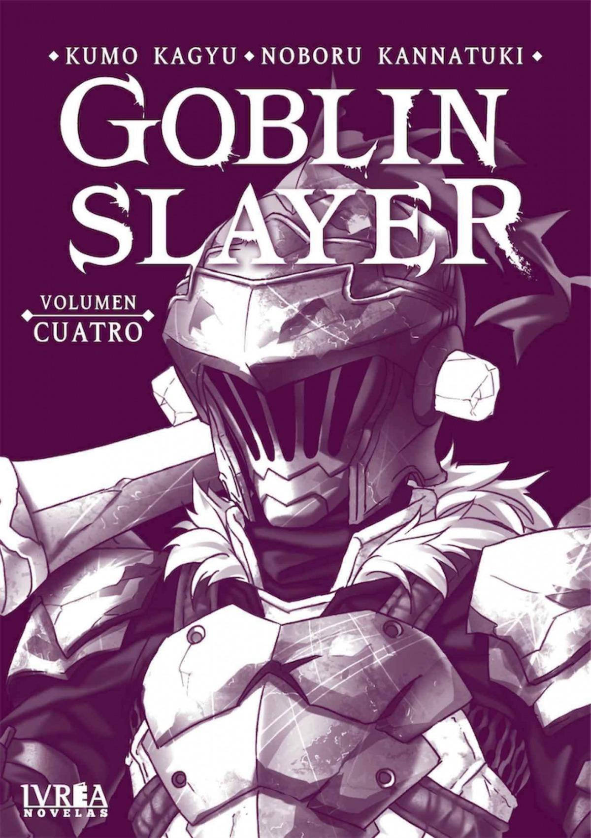 GOBLIN SLAYER NOVELA 04