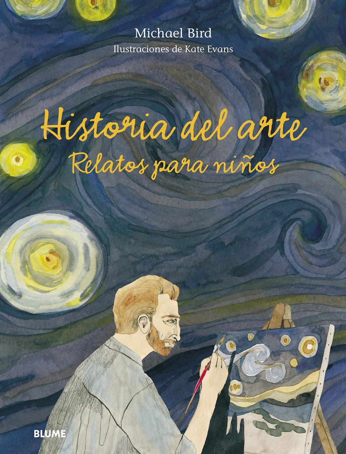 Historia del arte. Relatos para niños