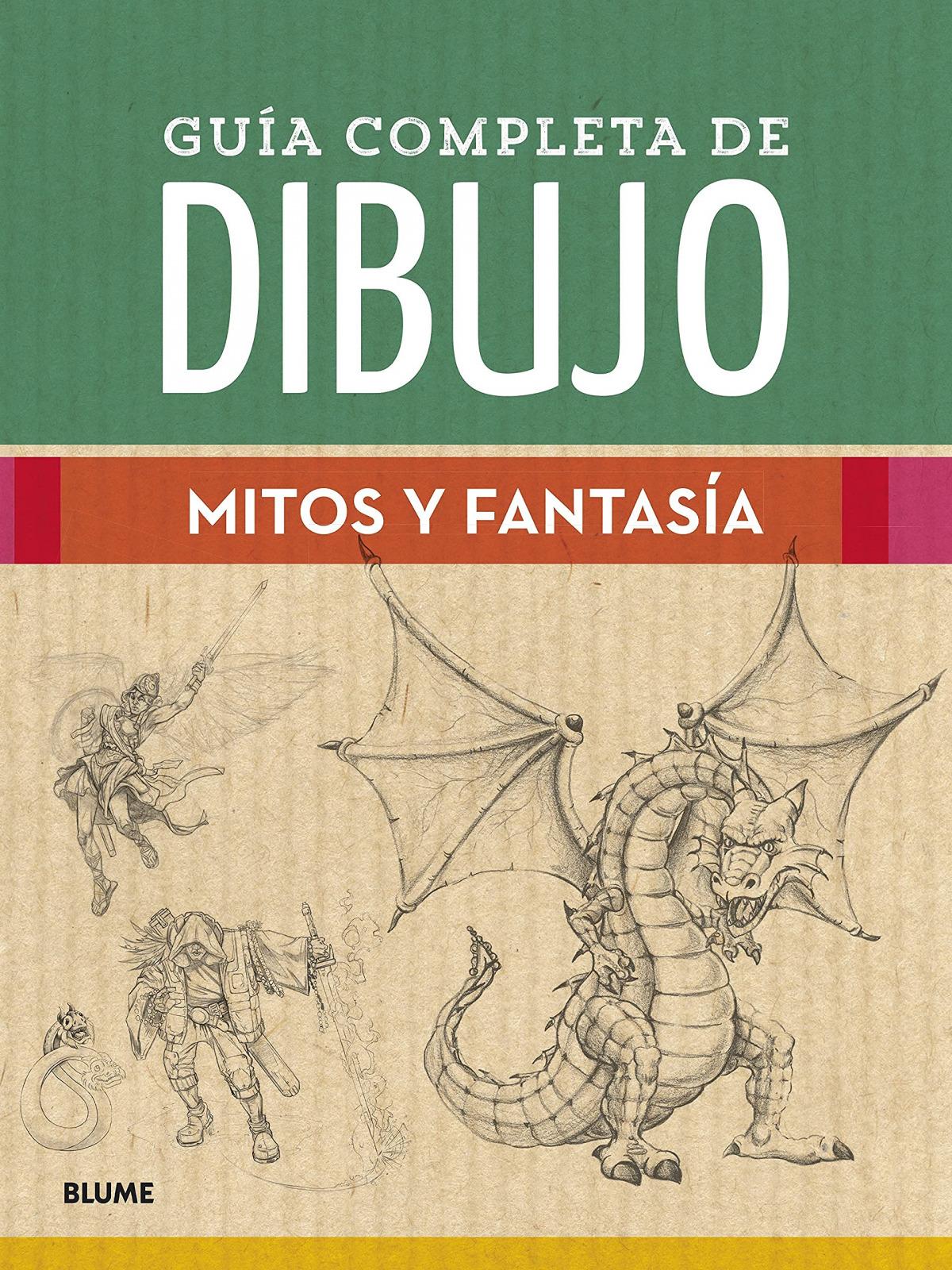 Guía completa de dibujo. Mitos y fantasía