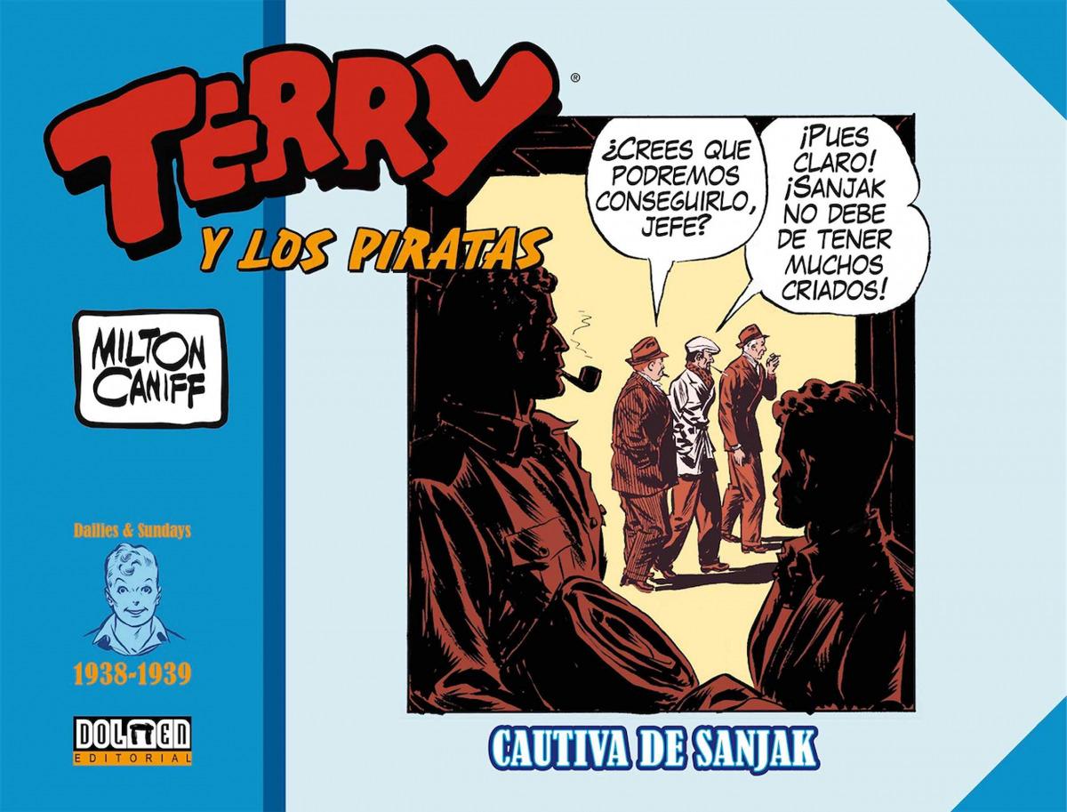 TERRY Y LOS PIRATAS: 1938-1939