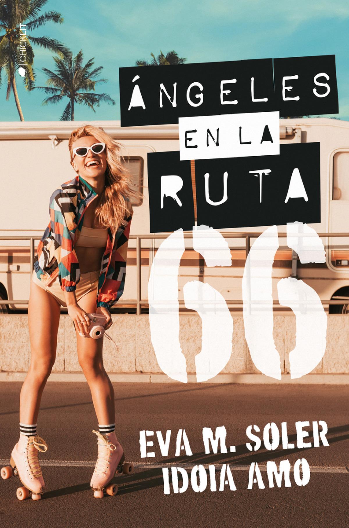 ÁNGELES EN LA RUTA 66