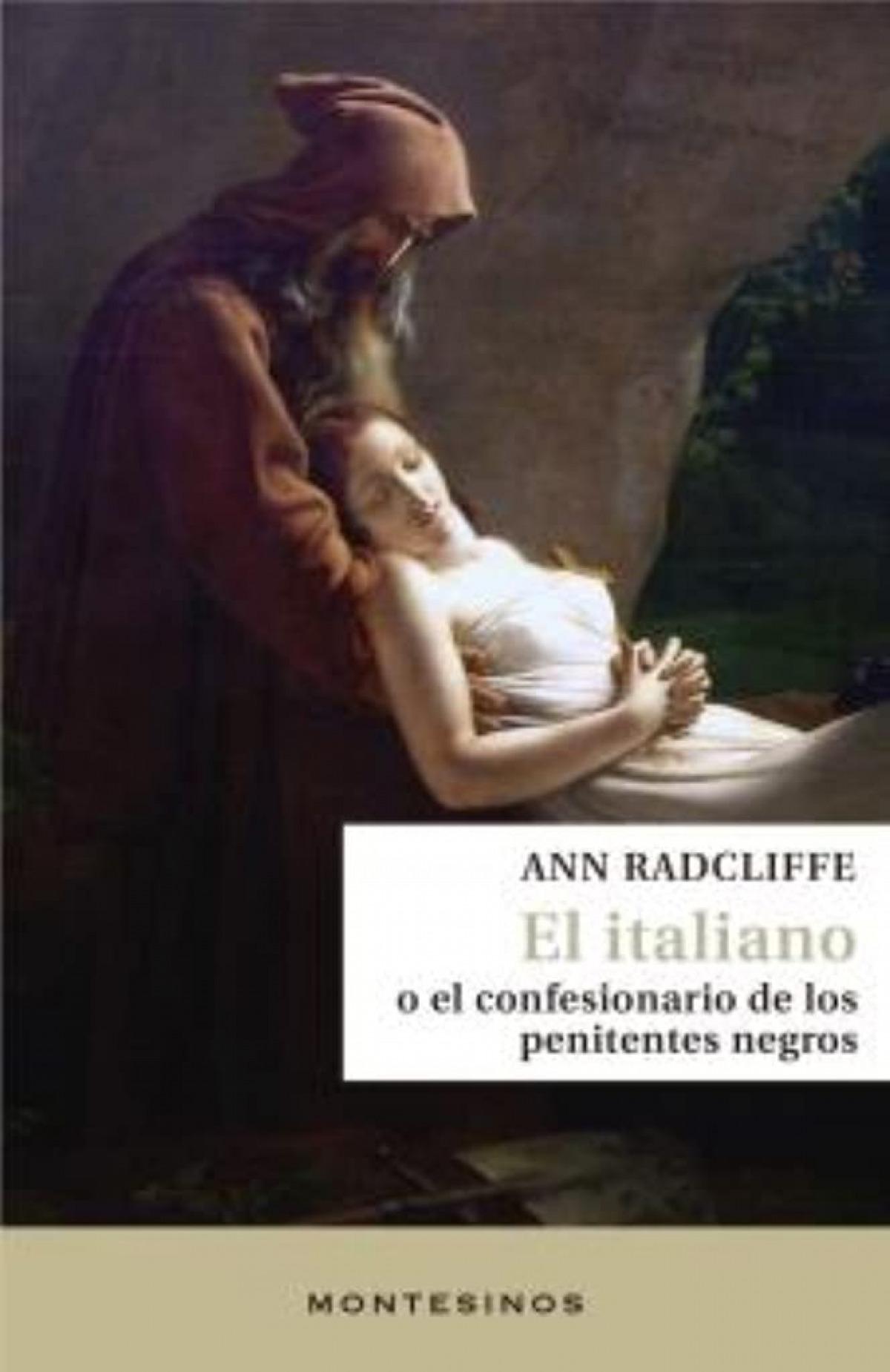 El italiano o el confesionario de los penitentes negros