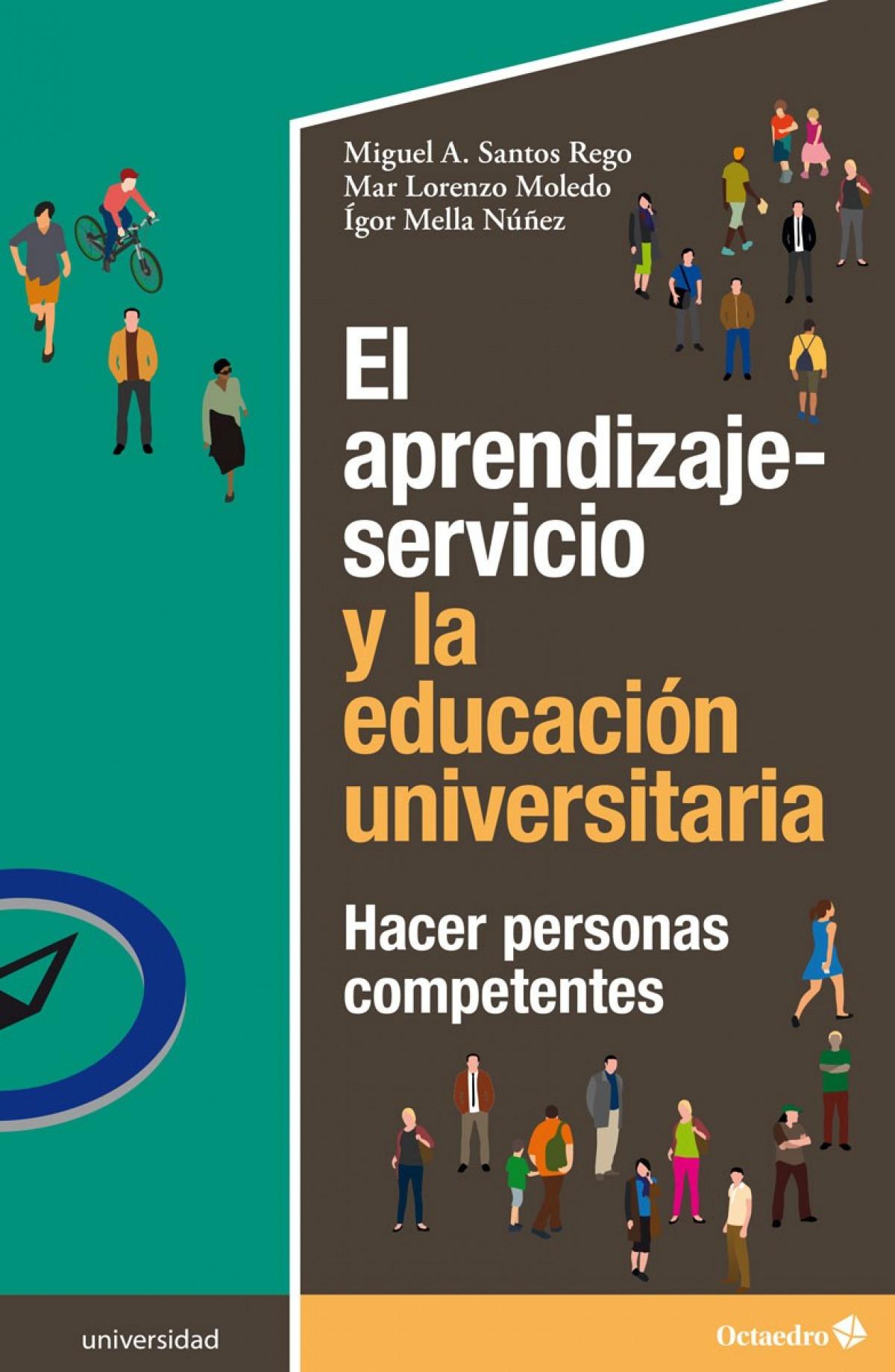 El aprendizaje-servicio y la educación universitaria