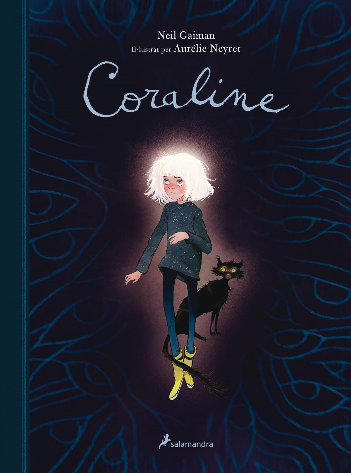 Coraline (edició il·lustrada)