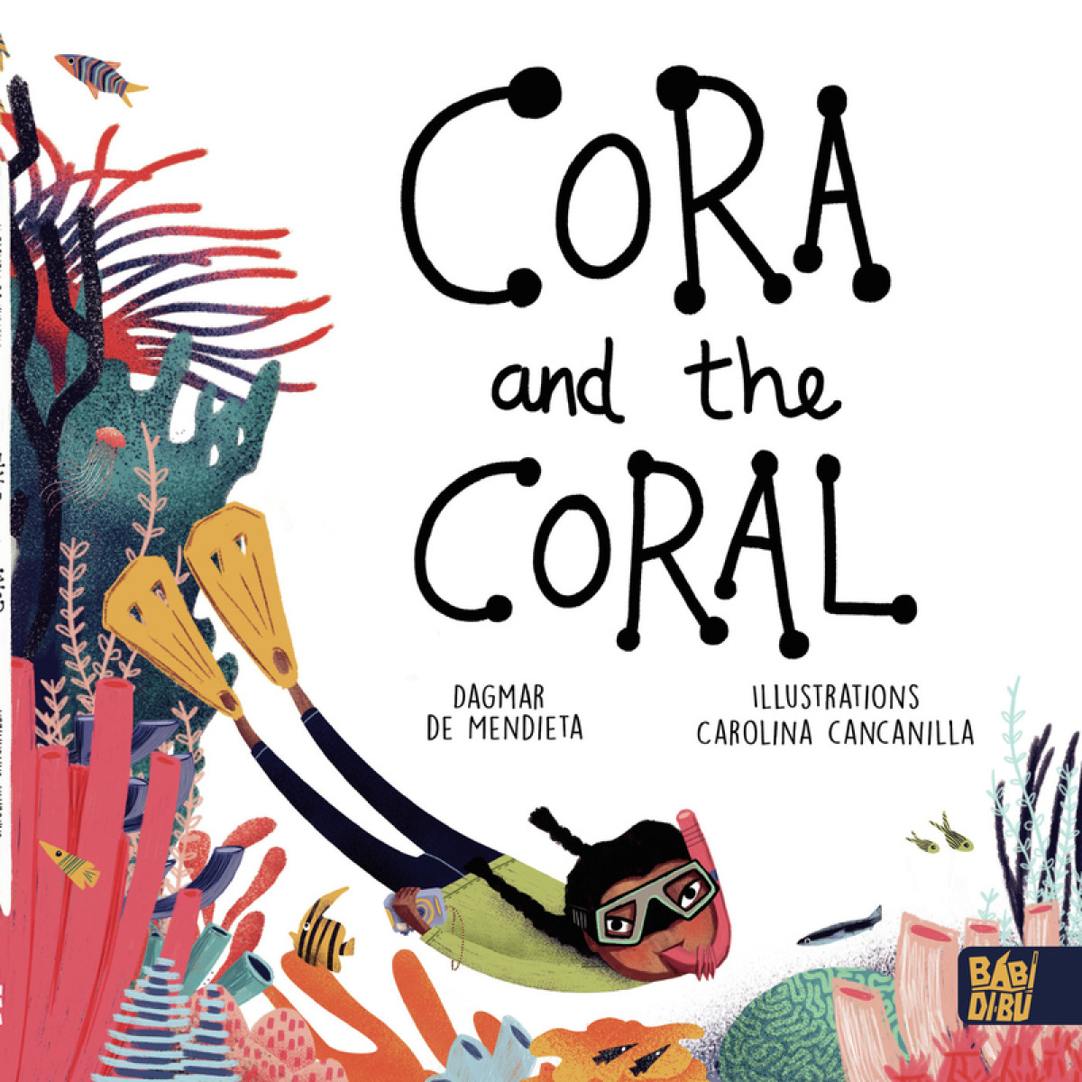 Cora and the coral