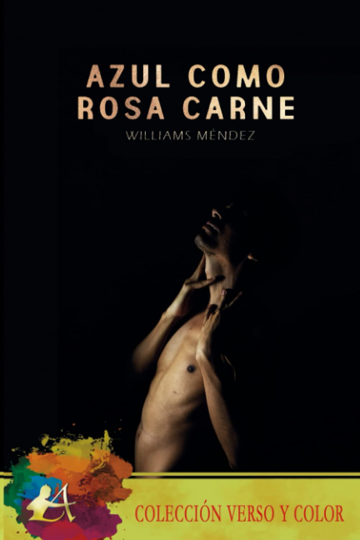 AZUL COMO ROSA CARNE