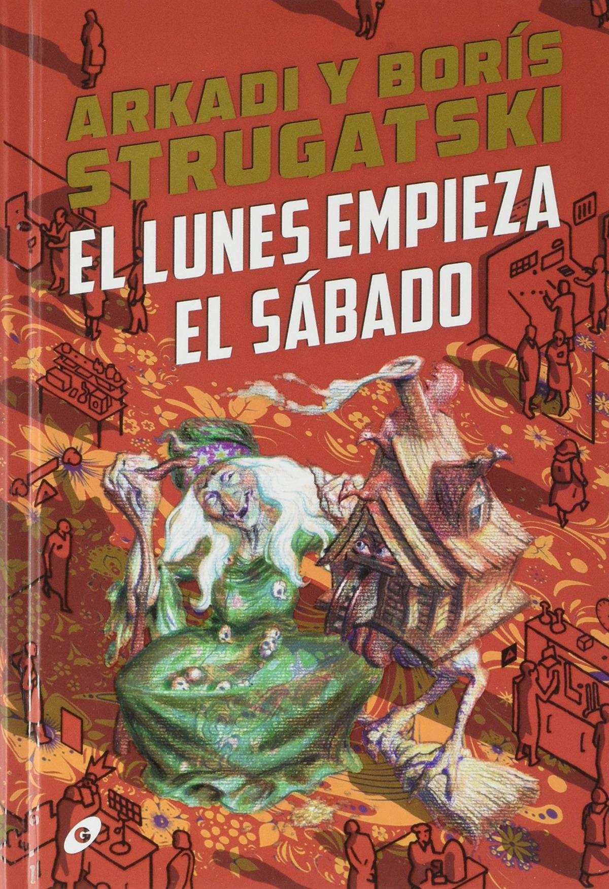 EL LUNES EMPIEZA EL SÁBADO