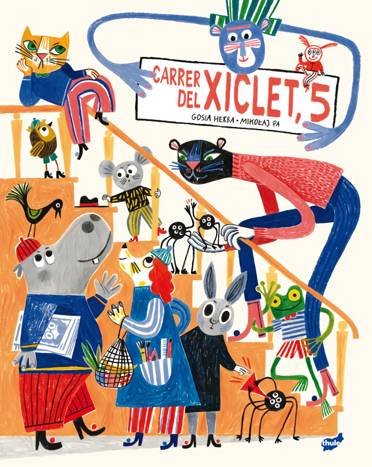 Carrer del Xiclet, 5