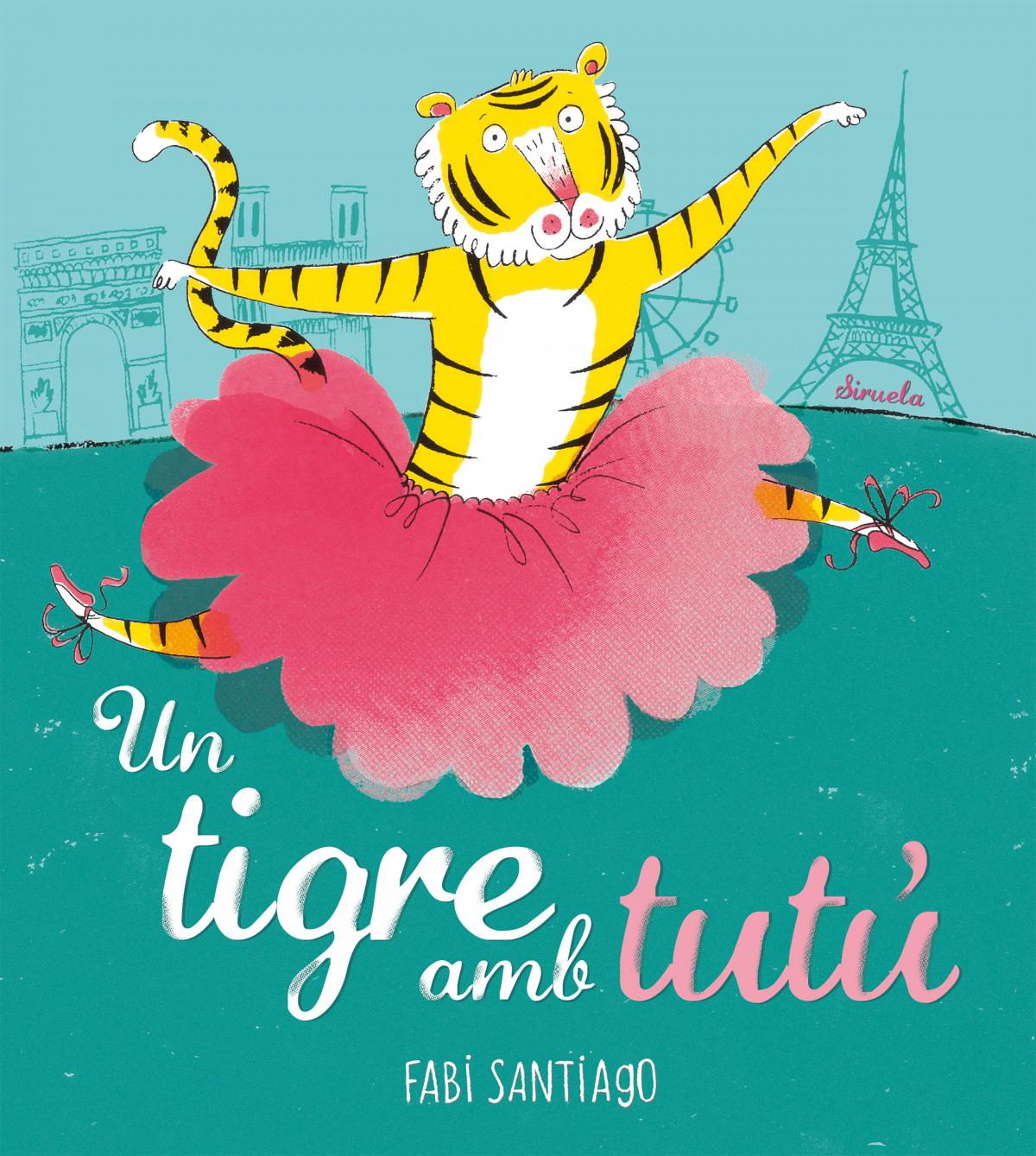 Un tigre amb tutú