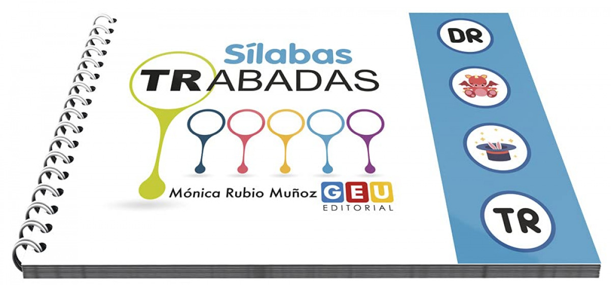 SILABAS TRABADAS DR;TR
