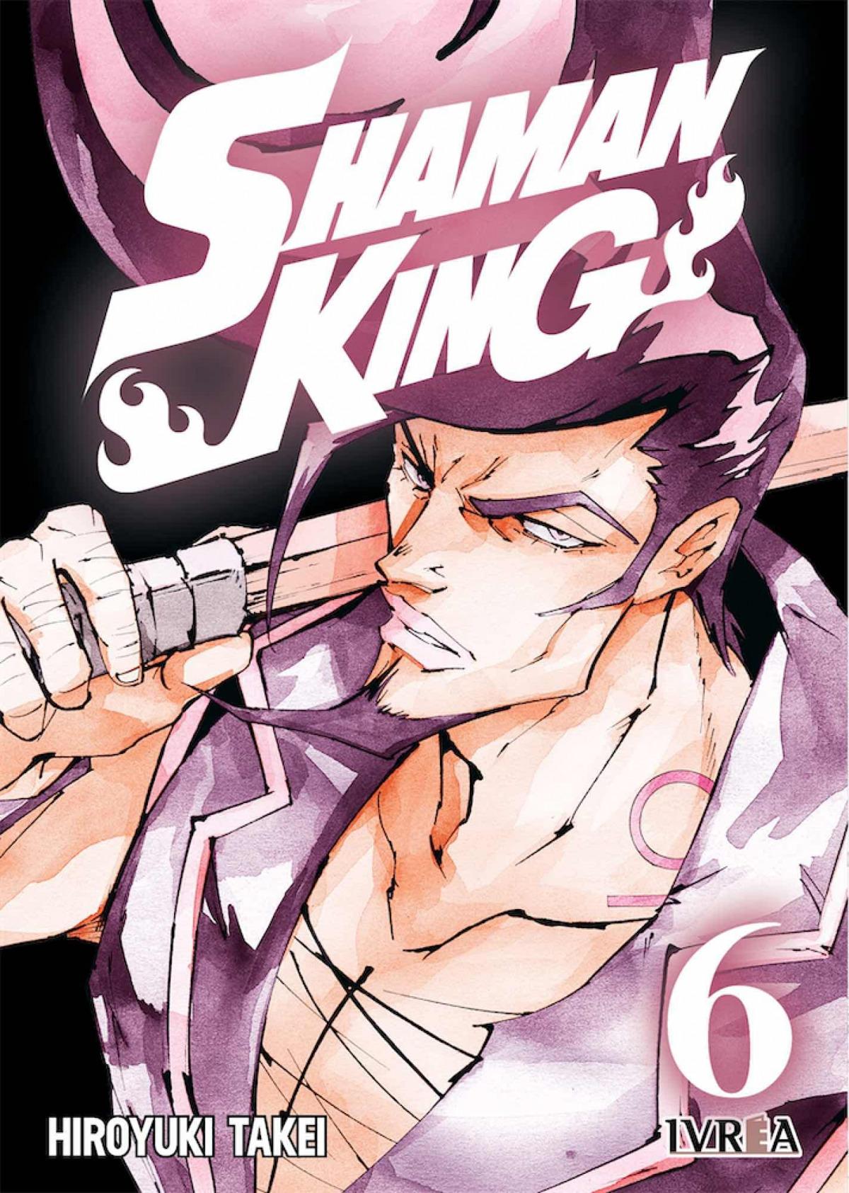 SHAMAN KING 06