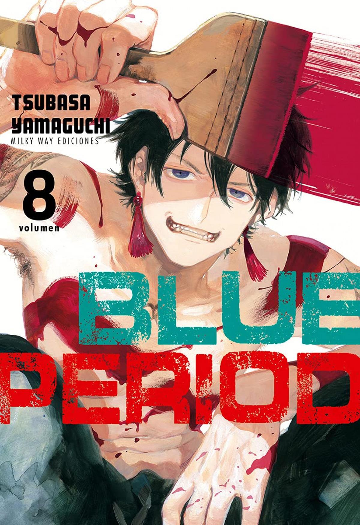 BLUE PERIOD, VOL 8