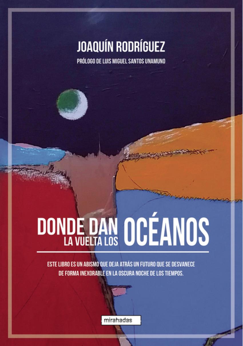 Donde dan la vuelta los océanos