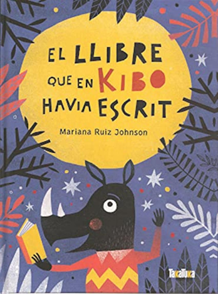 El llibre que en Kibo havia escrit
