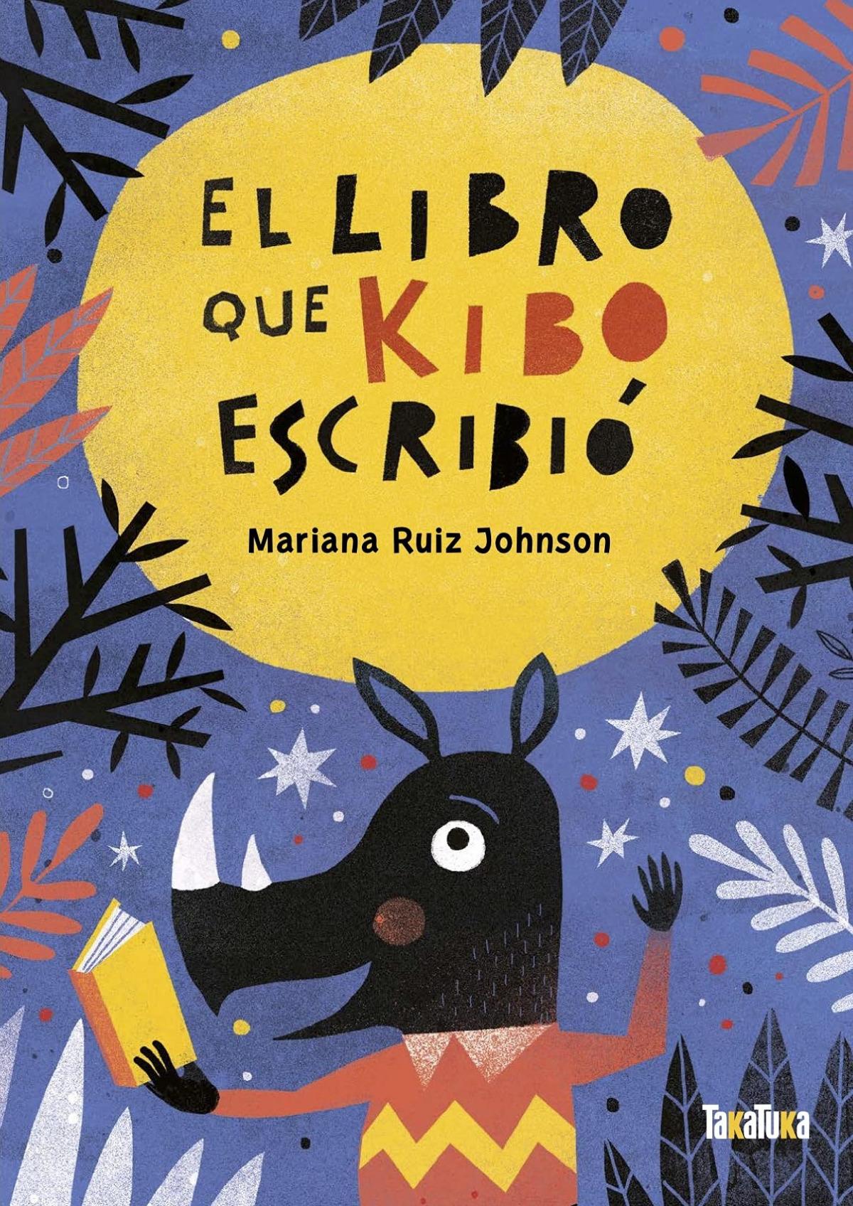 El libro que Kibo escribió