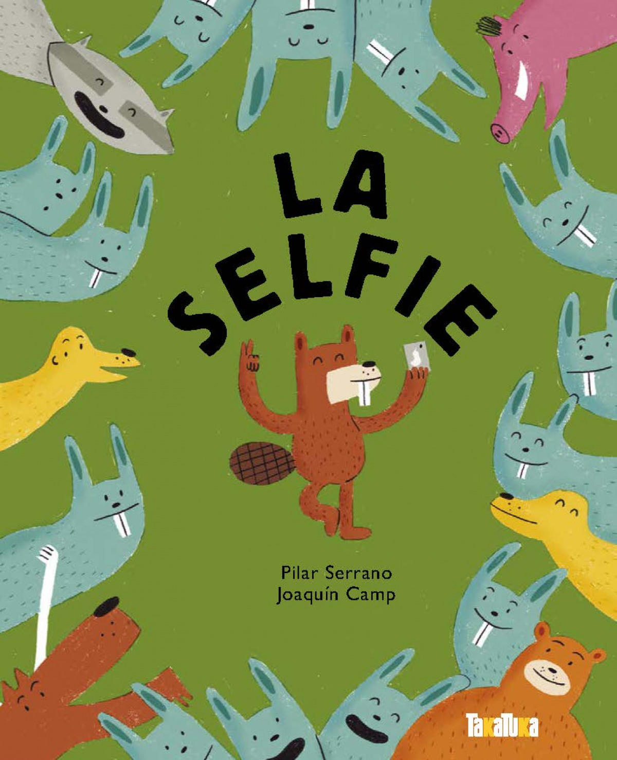 La selfie