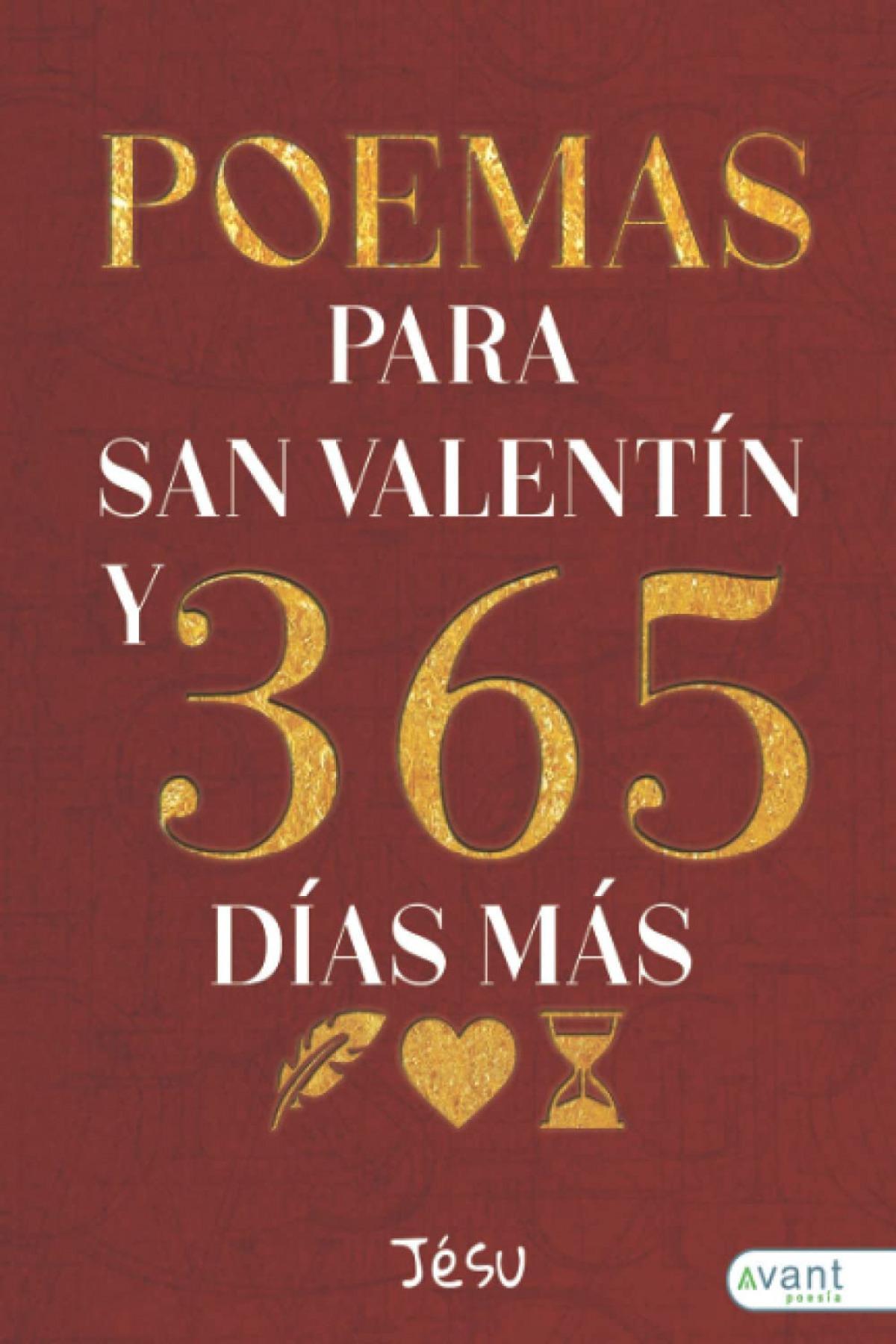 Poemas para san valentin y 365 dias mas