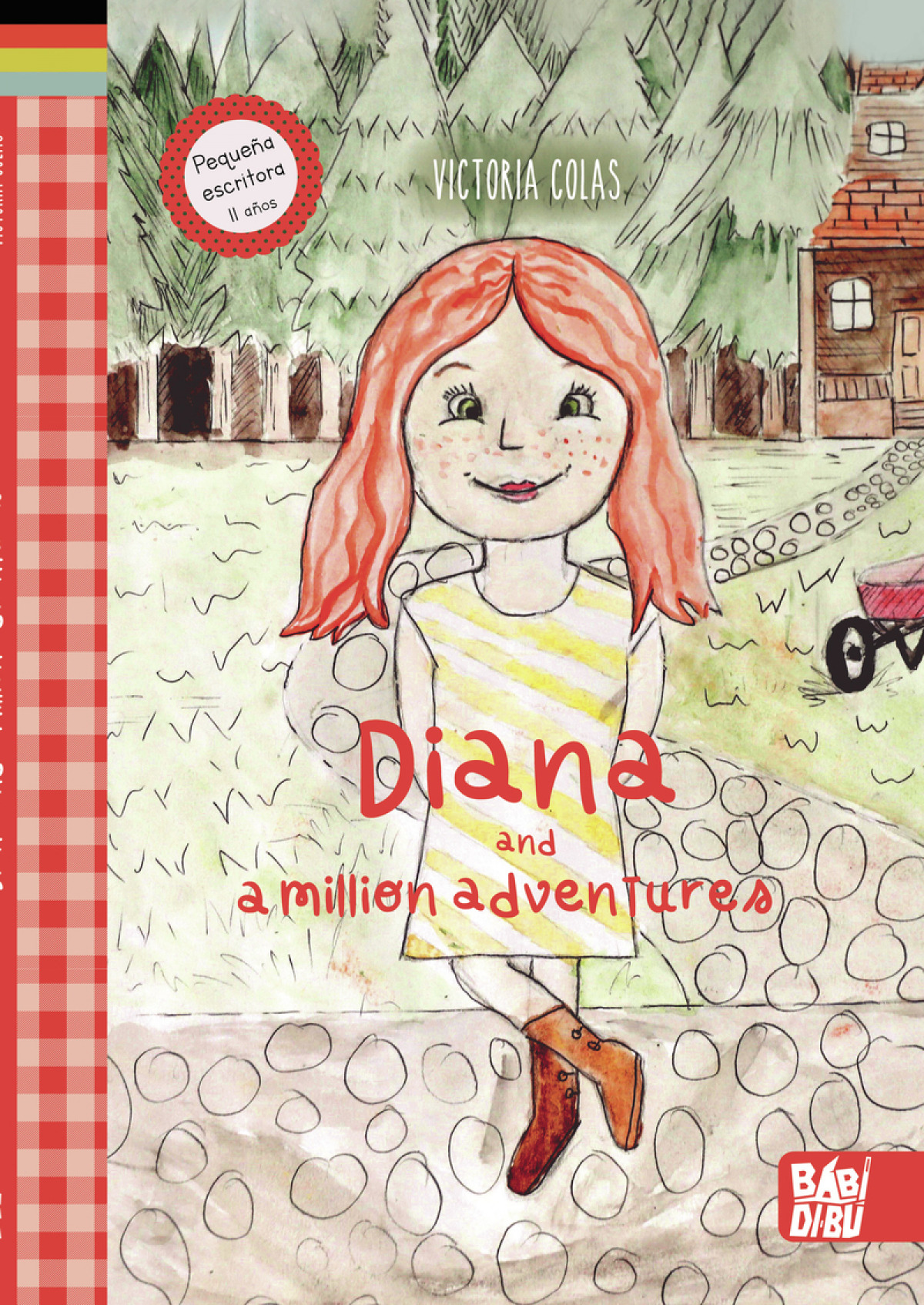 Diana and a million adventures