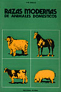 RAZAS MODERNAS DE ANIMALES DOMÉSTICOS