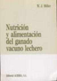 NUTRICIÓN/ALIMENTACIÓN DEL GANADO VACUNO LECHERO