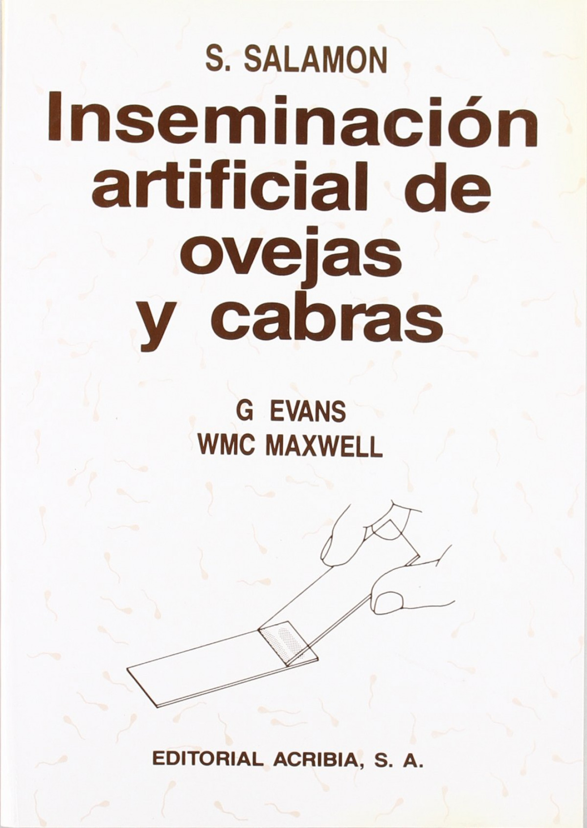 INSEMINACIÓN ARTIFICIAL DE OVEJAS/CABRAS
