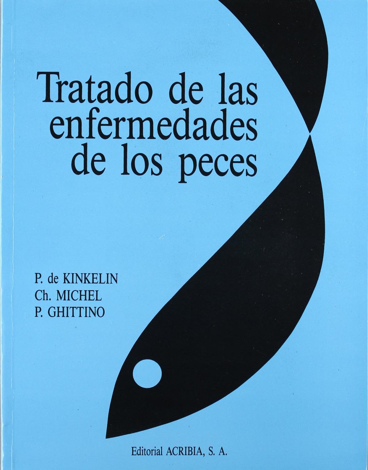 TRATADO DE LAS ENFERMEDADES DE LOS PECES