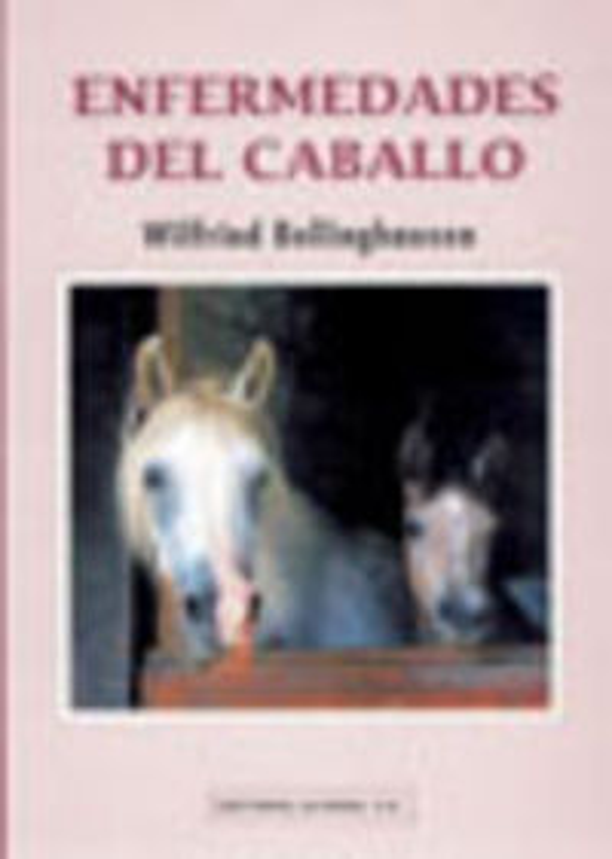 ENFERMEDADES DEL CABALLO