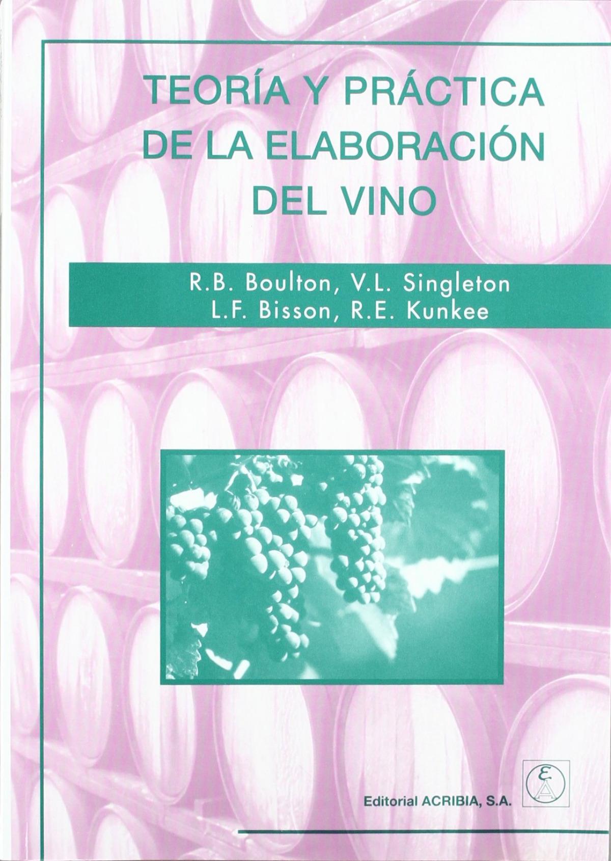 TEORÍA/PRÁCTICA DE LA ELABORACIÓN DEL VINO