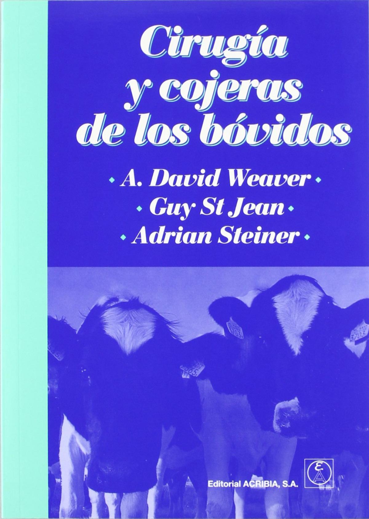 CIRUGÍA/COJERAS DE LOS BÓVIDOS