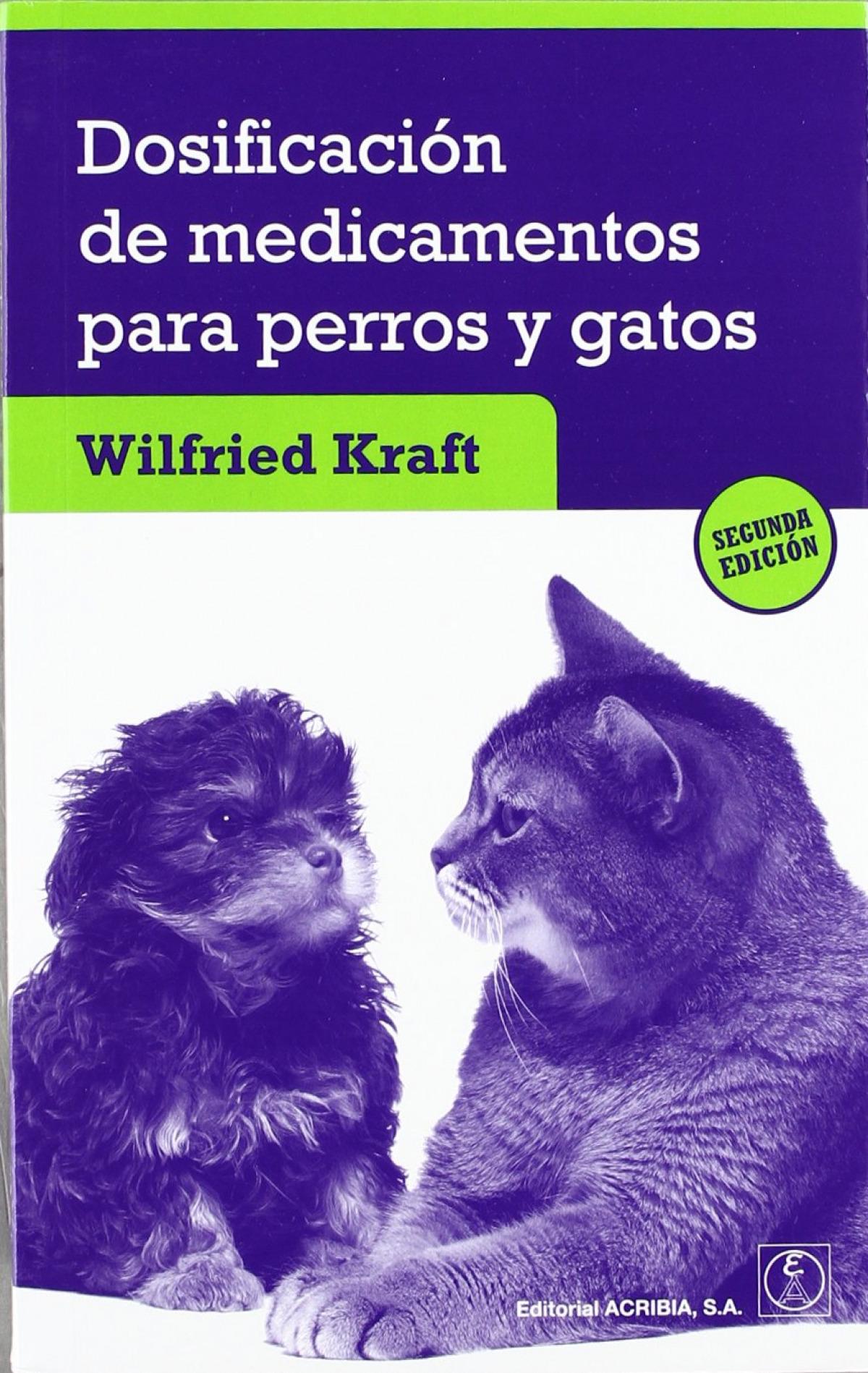 DOSIFICACIÓN DE MEDICAMENTOS PARA PERROS/GATOS