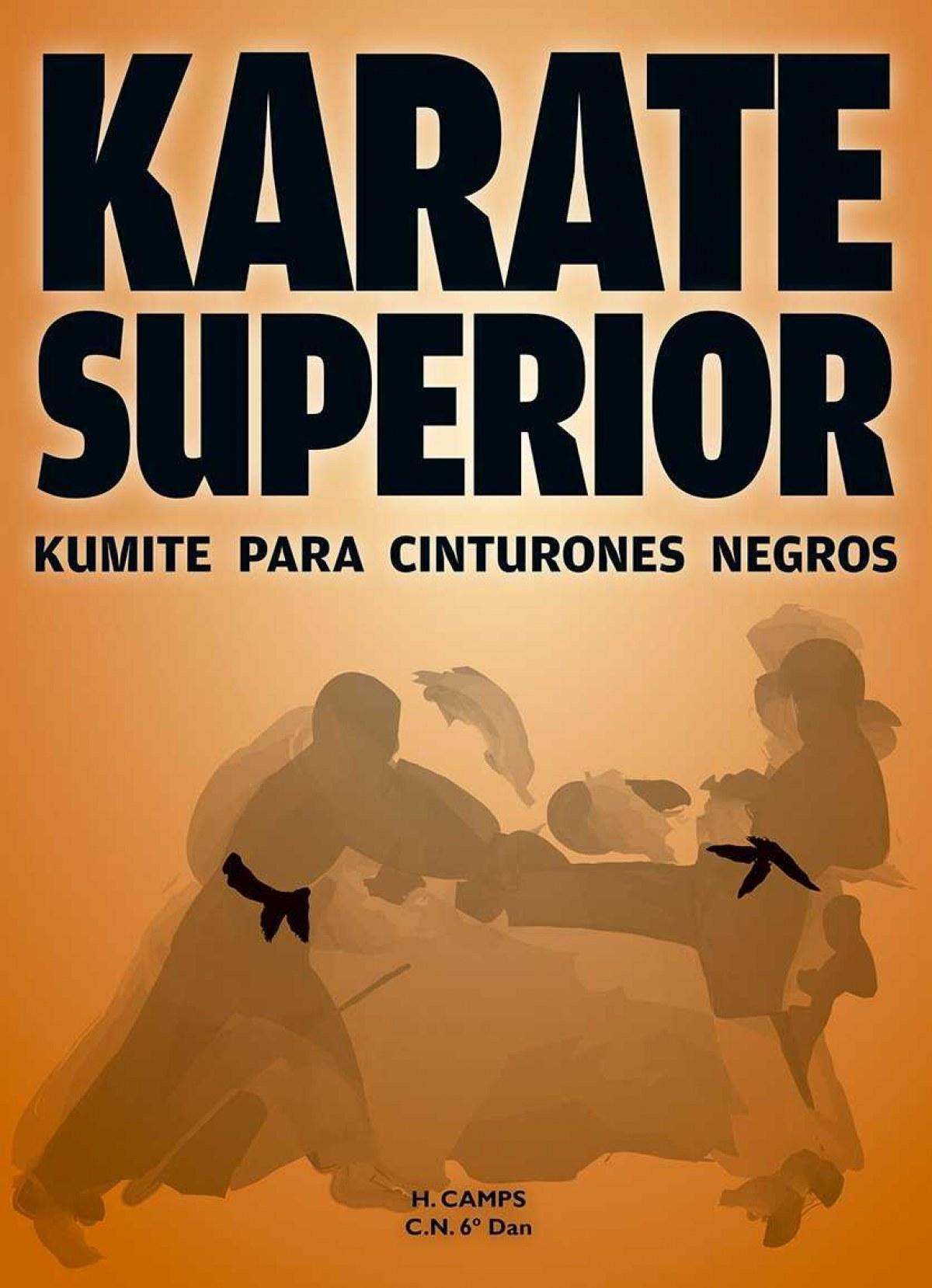 Karate superior 9788420306025