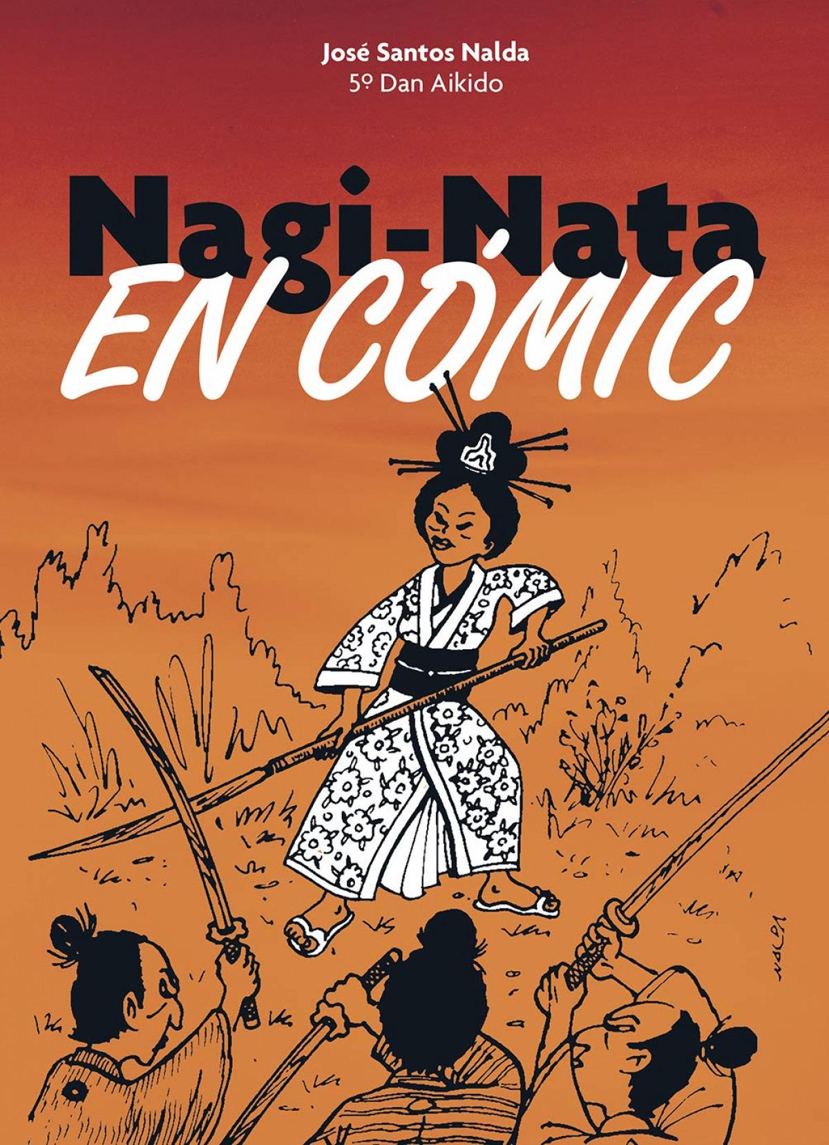 Nagi-Nata. En Cómic