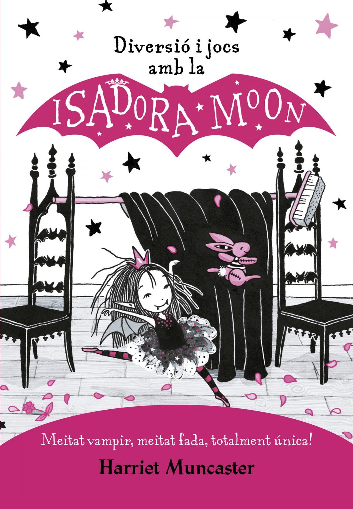 Diversió i jocs amb la Isadora Moon (La Isadora Moon)