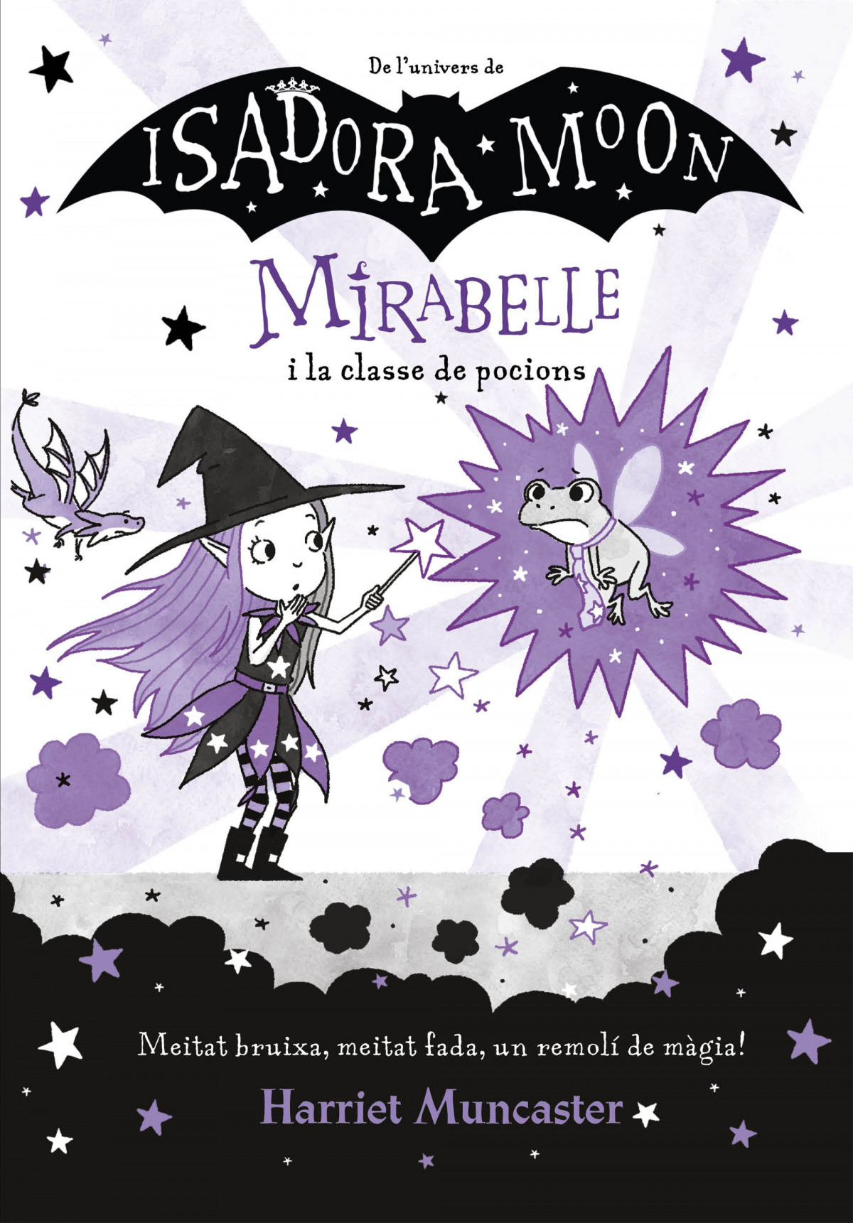 Mirabelle i la classe de pocions