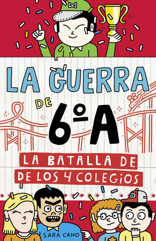 LA BATALLA DE LOS 4 COLEGIOS